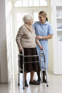 senior care givers at home
